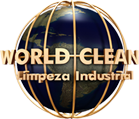 Logo da World Clean Rodapé