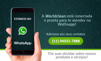 Estamos no WhatsApp